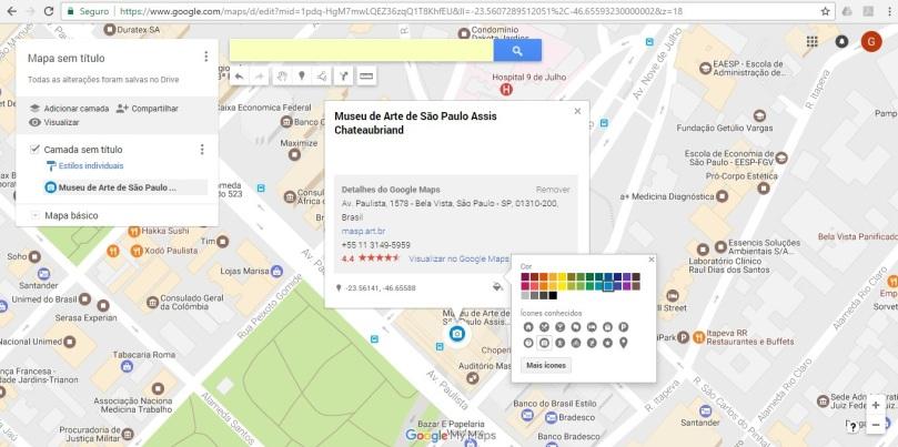 My Maps 2