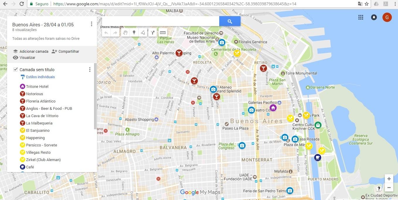 My Maps 3